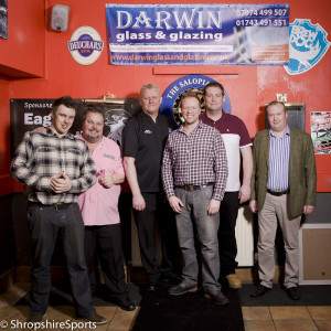 Darts-Players-Peter-Manley-and-Alan-Warrimer-with-Sponsors-at-the-Salopian-Bar-300x300
