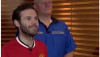 Alan Warriner and Juan Mata